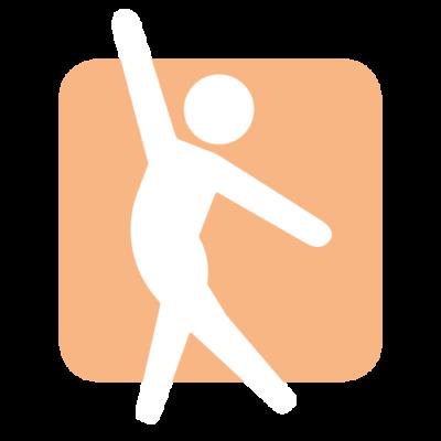 dans ikon på efterskole