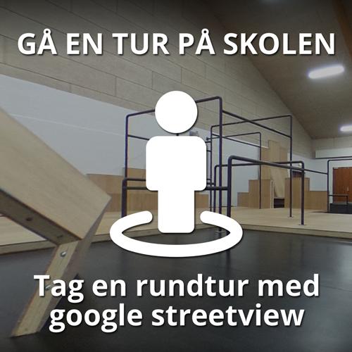streetview ikon på sorø gymnastikefterskole