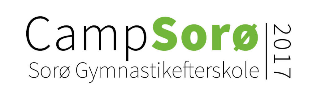 Camp Sorø Logo 2017