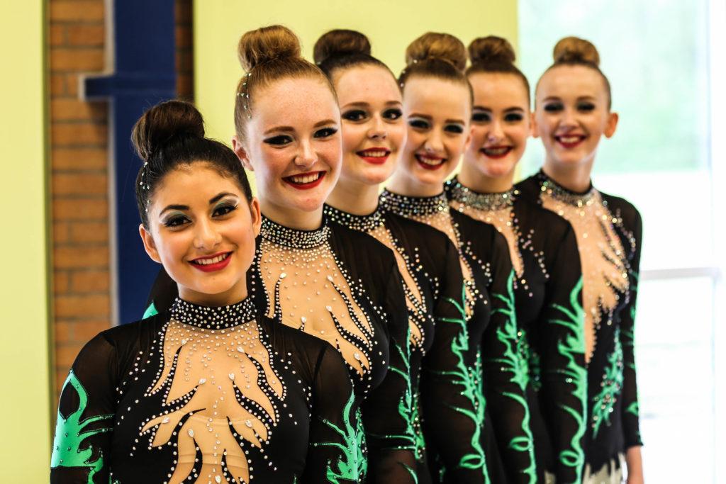 Grand prix piger klar til efterskole dm