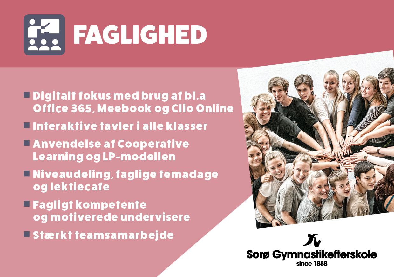 Faglighed på Sorø Gymnastikefterskole