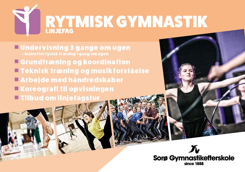 Linjefag Rytmisk Gymnastik