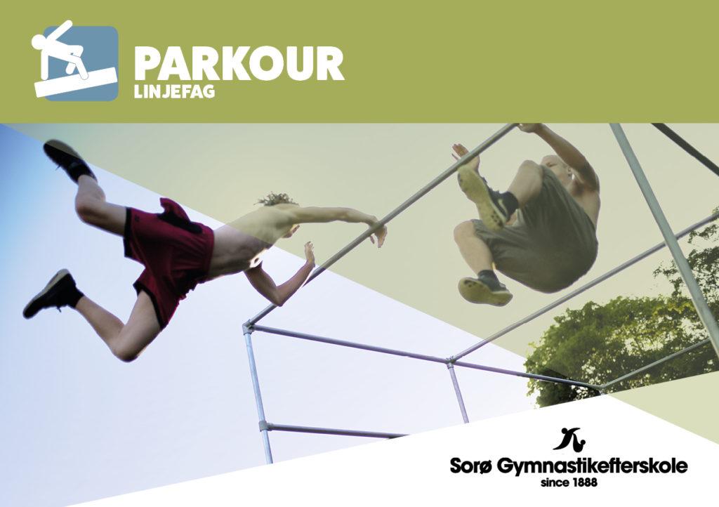 Linjefag Parkour