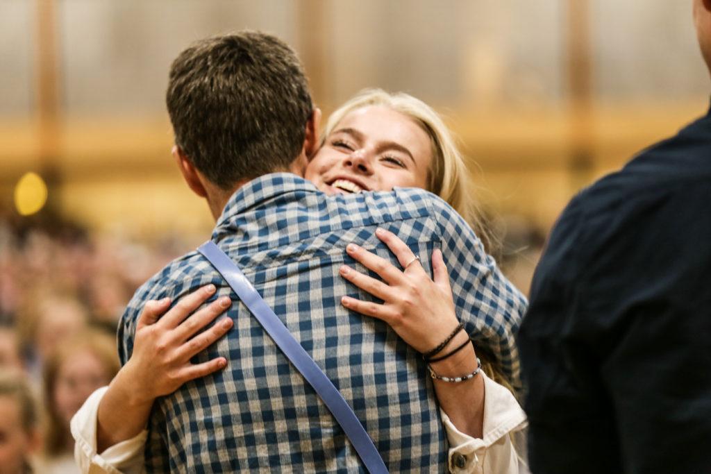 Kram til efterskoleafslutning