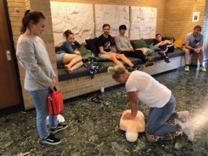 Undervisning i førstehjælp