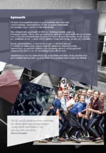Efterskole brochure