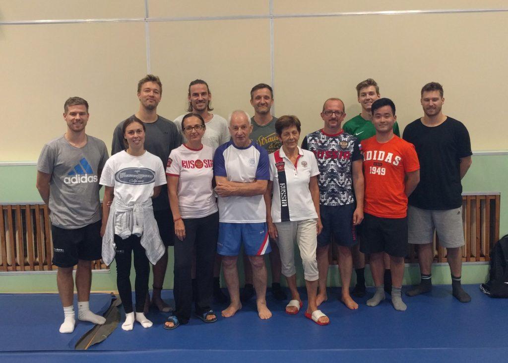 Gymnastik i Stravropol