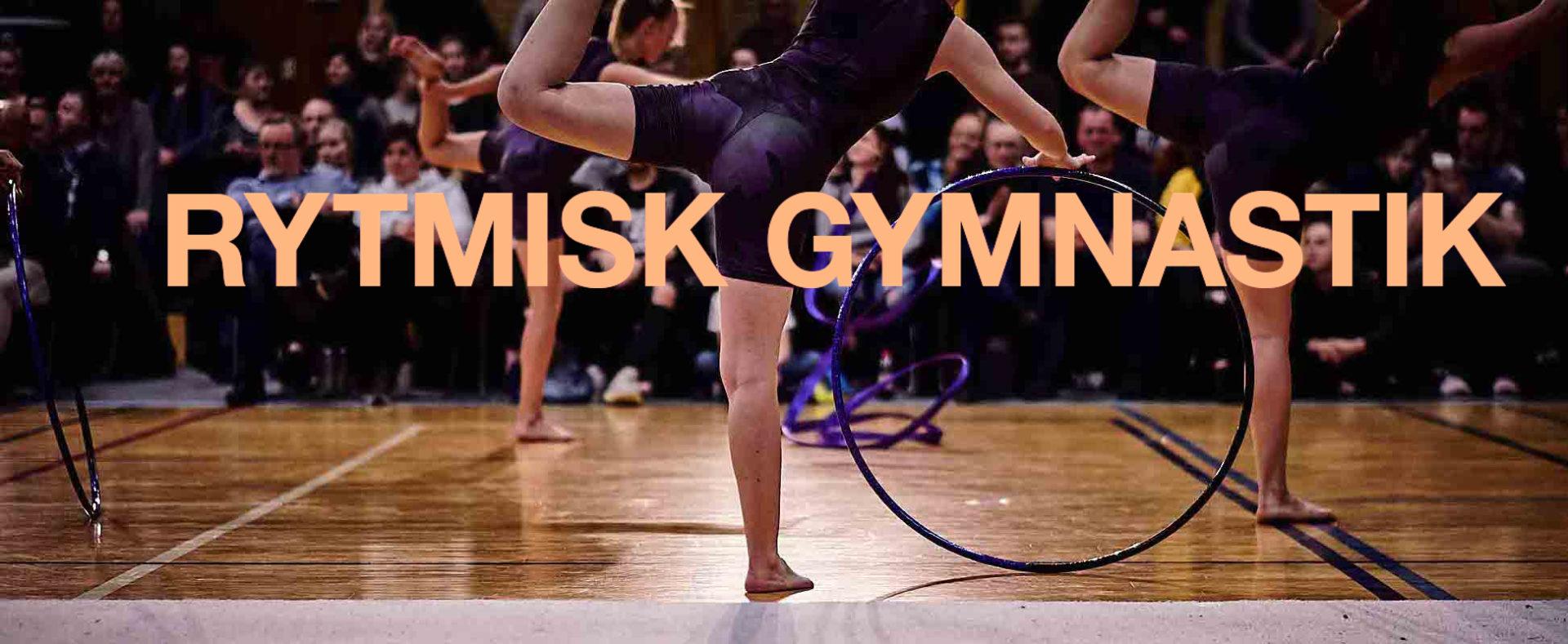 Rytmisk Gymnastik-linje efterskole