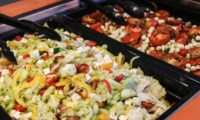 Lækker salatbar
