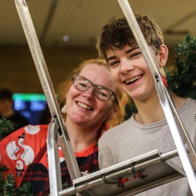 julehygge på efterskole