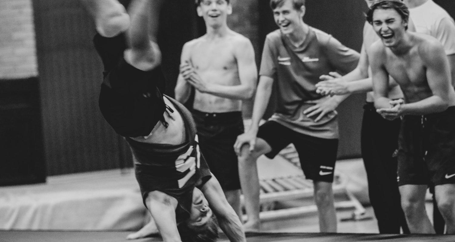 fed drengegymnastik