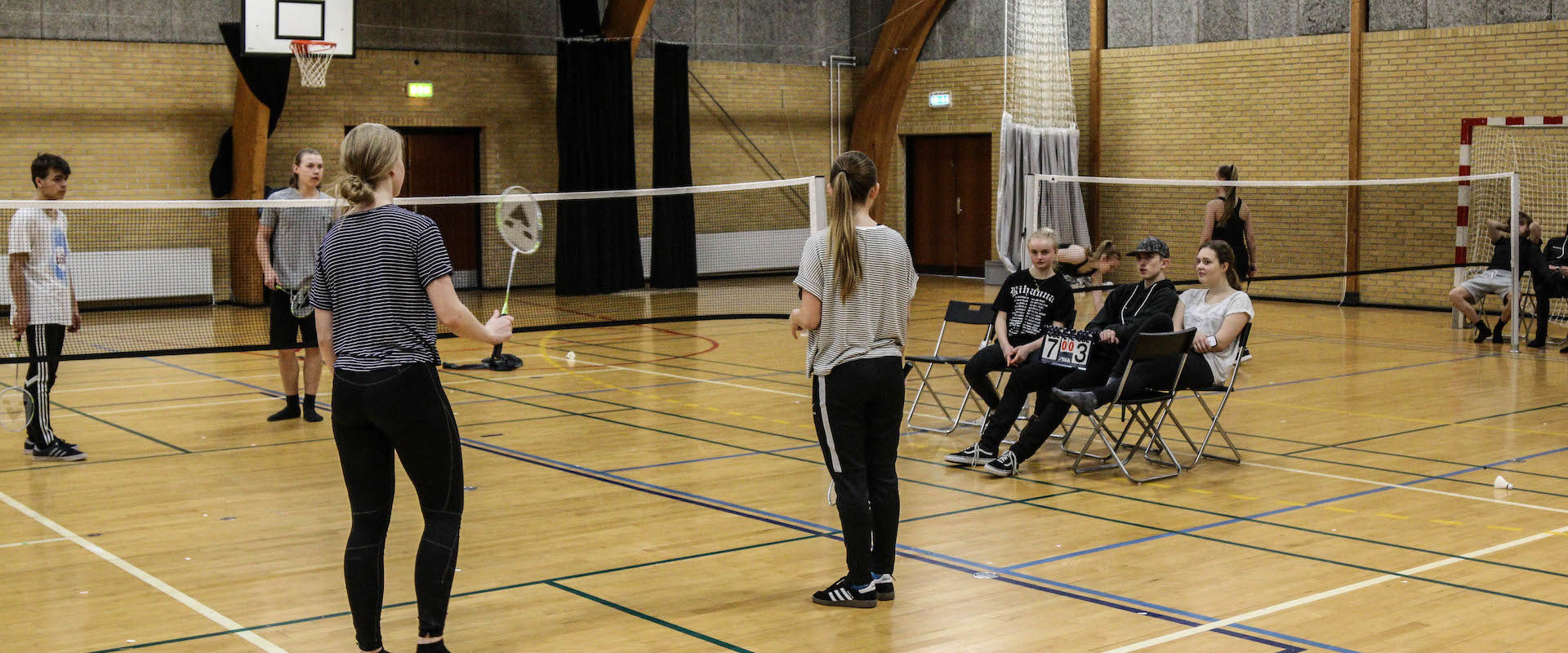badminton efterskole