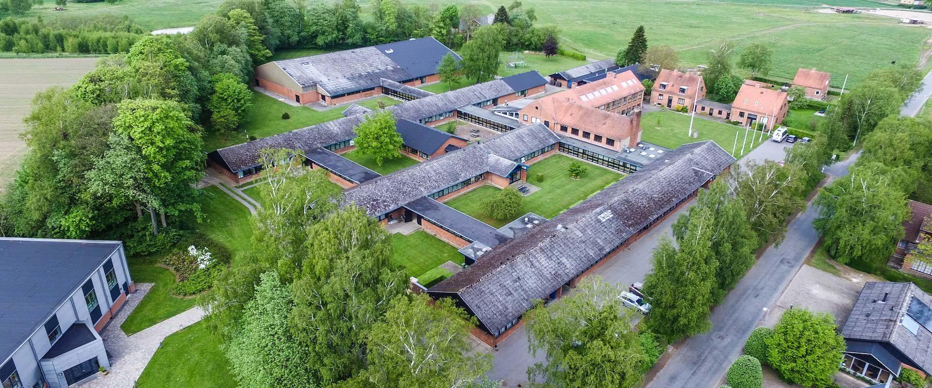 Oversigt over Sorø Gymnastikefterskole