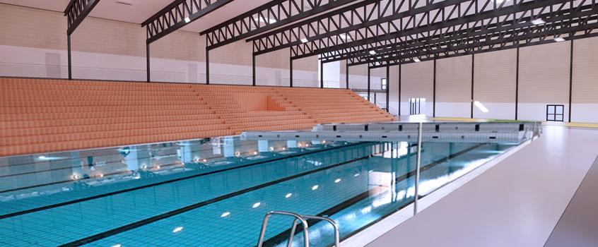 Svømmehal i Sorø