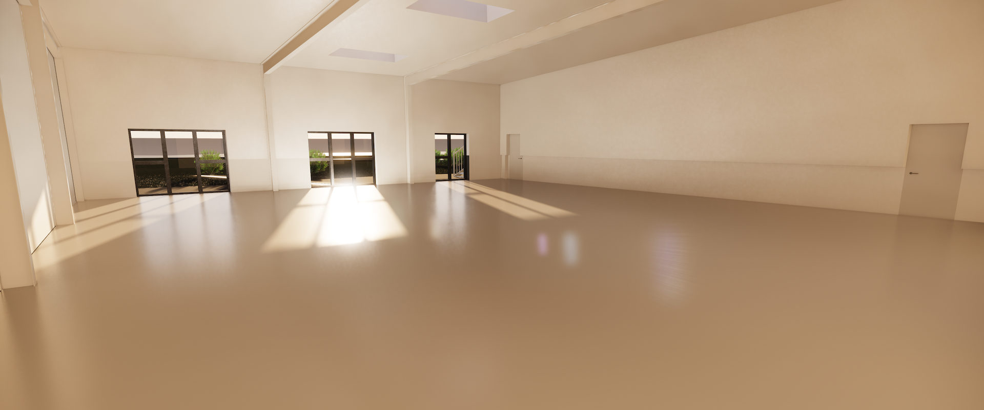 dansesal sjælland