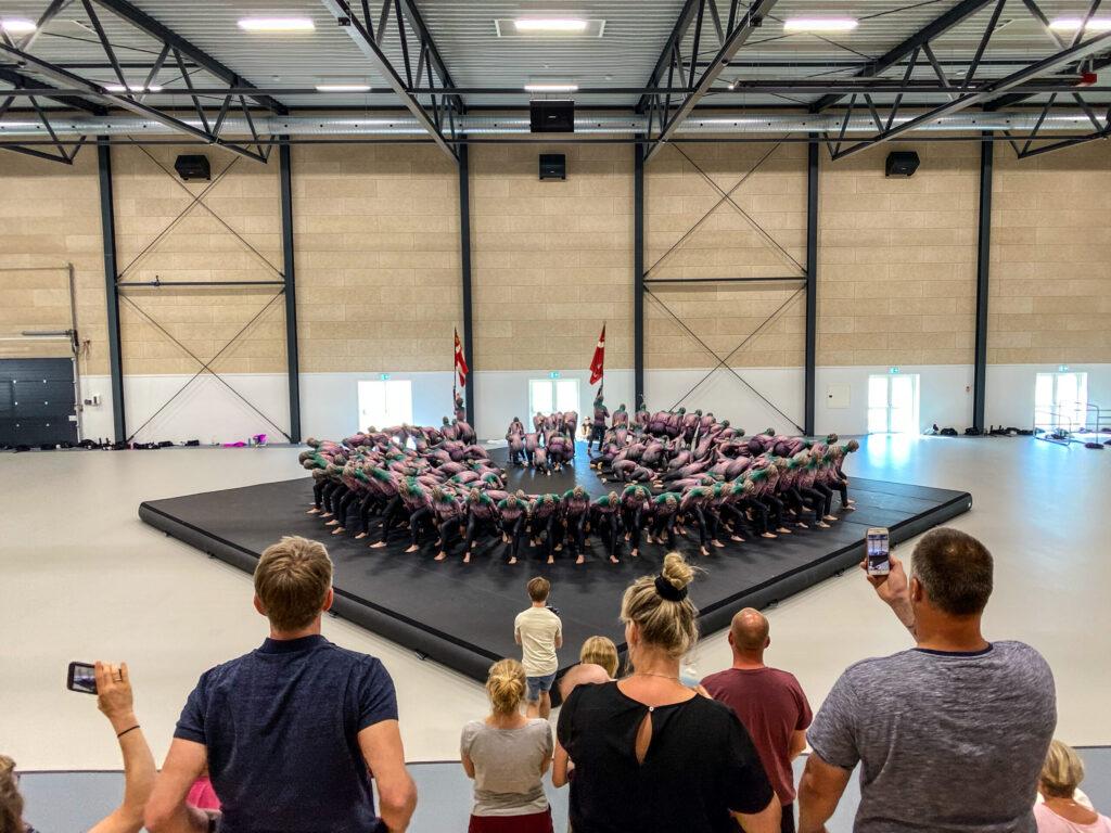 Opvisningcenter opvisning 2020