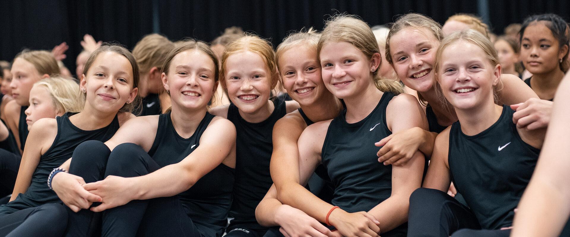 pigecamp sorø gymnastikefterskole